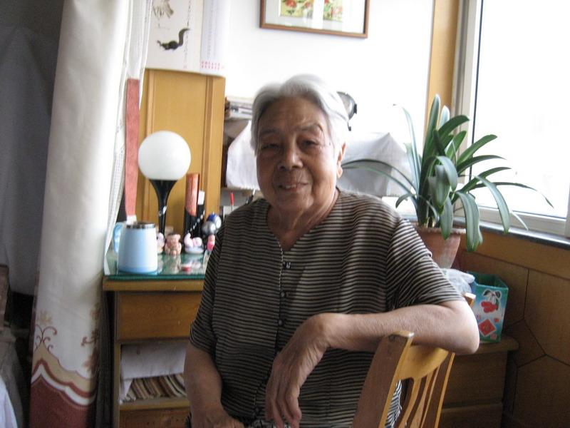 天堂里的微笑--纪念妈妈照片