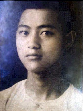 余祖胜(1927-1949)